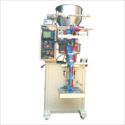 Semi Automatic Volumetric Cup Filler Pouch Packing Machine