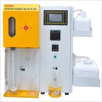 fully automatic Microprocessor based  Distillation with inbuilt software Basic Version