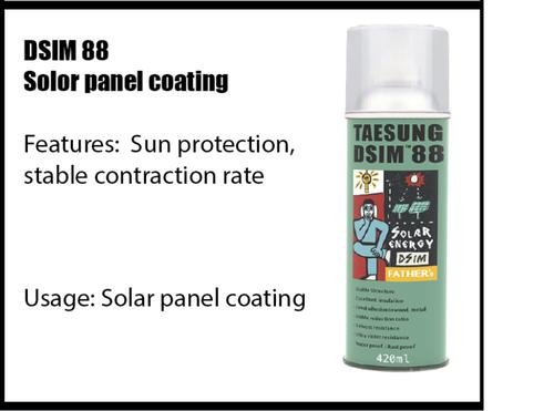 Solar Panel Coating