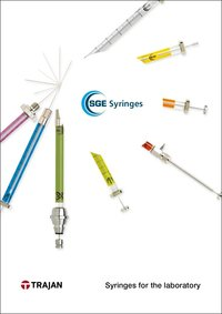Syringes FOR HPLC AND GC
