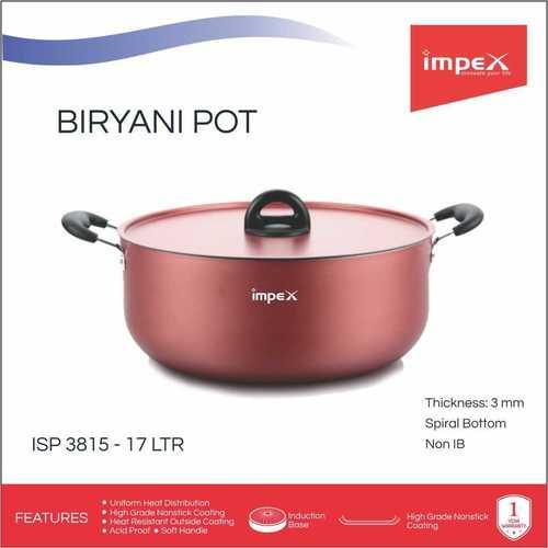 IMPEX Biryani Pot 17 Ltrs (ISP 3815)