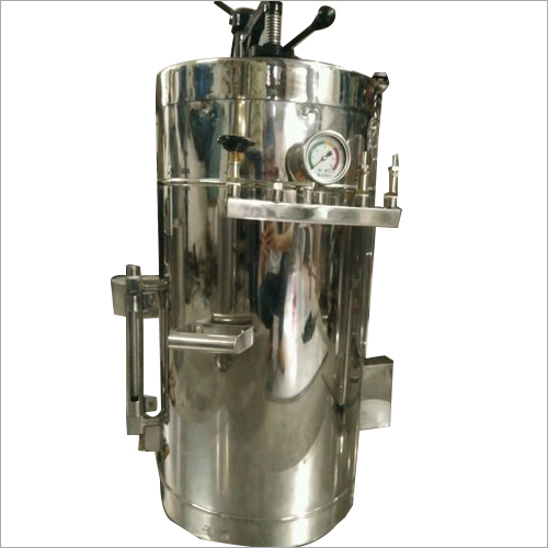 Radial Lock Autoclave
