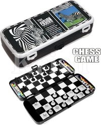 Chess Game Kids Pencil Box
