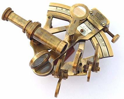 Nautical sextant