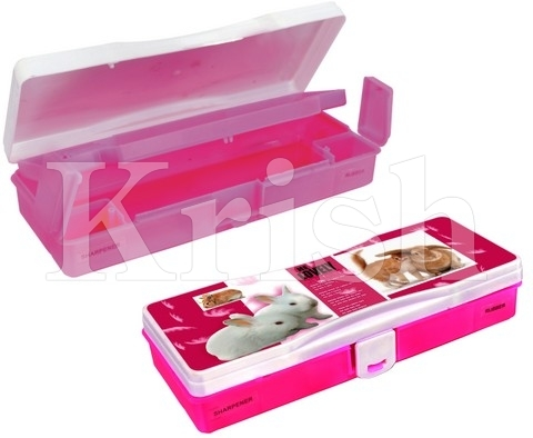 HiSchool Kids Pencil Box