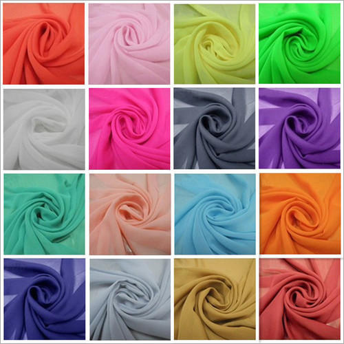 Exclusive Georgette Fabric