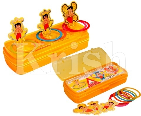 Ring Game Kids Pencil Box