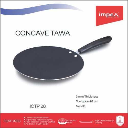 IMPEX Concave Tawa Pan