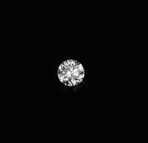 CVD Diamond 0.33ct E VVS2 Round Brilliant Cut TYPE2A