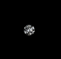 CVD Diamond 0.30ct F VS1 Round Brilliant Cut TYPE2A