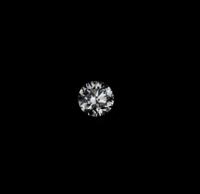 CVD Diamond 0.31ct F VS1 Round Brilliant Cut TYPE2A