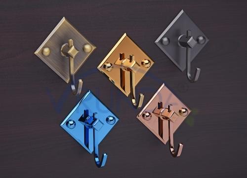 Brass J Type Wall Hook