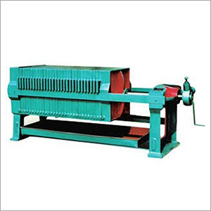 Industrial Filter Press Machine