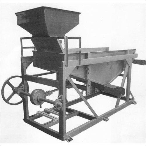 Semi Automatic Chalana Seed Cleaner Machine