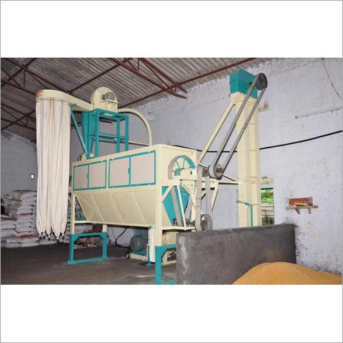 Commercial Besan Plant
