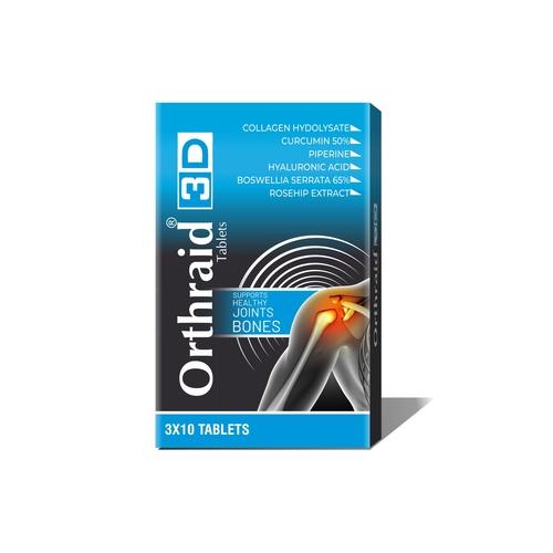 TRUWORTH ORTHRAID 3D