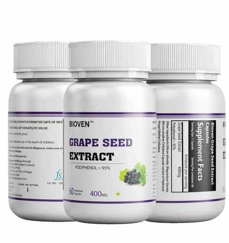 Grape Seed extract Capsule.