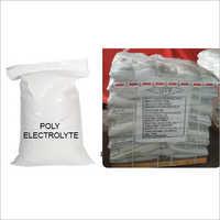 Polyelectrolyte Anionic