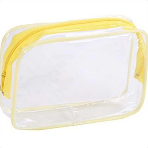 PVC Clear Cosmetic Bag