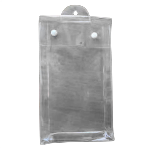 PVC Transparent Cosmetic Bag