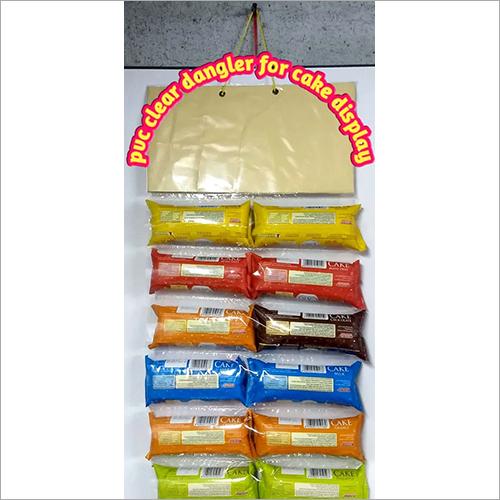 PVC Clear Dangler Bag