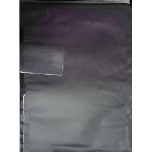 PVC Clear Document Bag