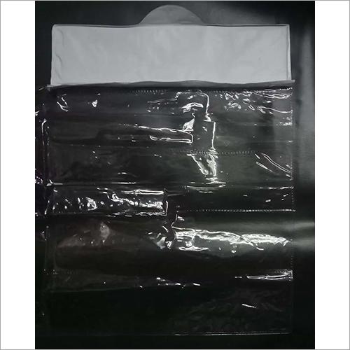 Transparent PVC Document Bag