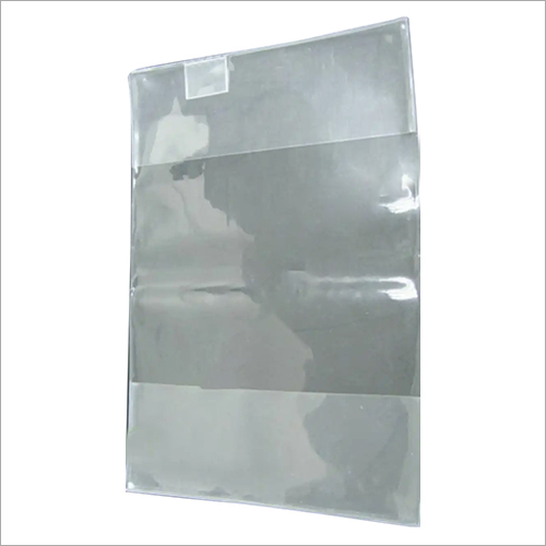 PVC Clear Exercise Book Cover