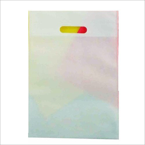 Recyclable Plain Non Woven D Cut Bag