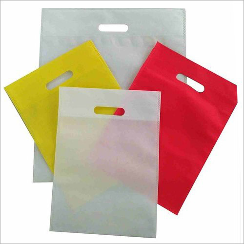 Recycled Non Woven D Cut Bag