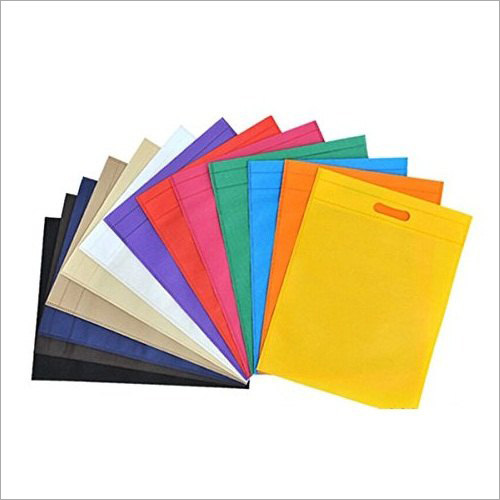 Biodegradable Non Woven D Cut Bag