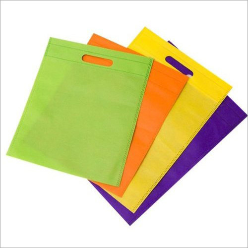 Non Woven D Cut Grocery Bag