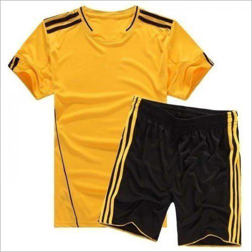 Round Neck Football Uniform