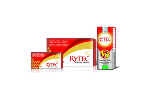 Truworth Rytec (Multivitamin Capsule)