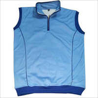 Mens Blue Cricket Sweater