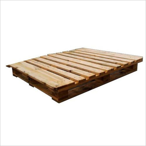 Wooden Wing Pallet