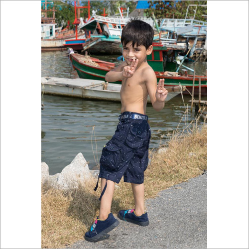 Boys Stylish  Cargo Capri