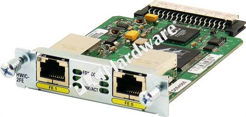 CISCO HWIC-2FE CARD