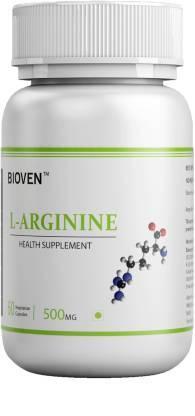 L- Arginine capsules