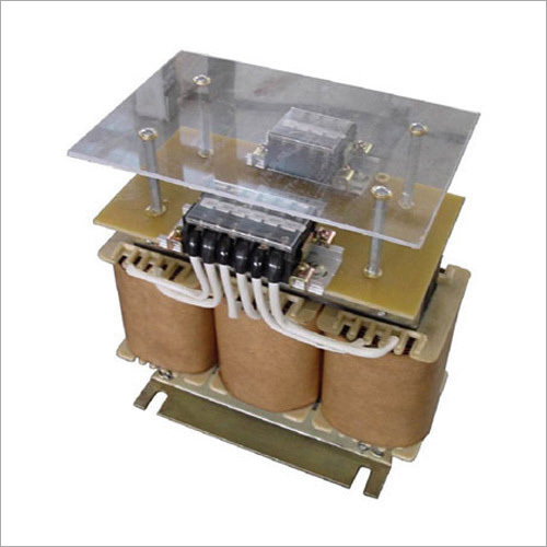 Three Phase Control Transformer