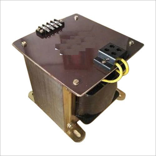 Single Phase Control Panel Transformer