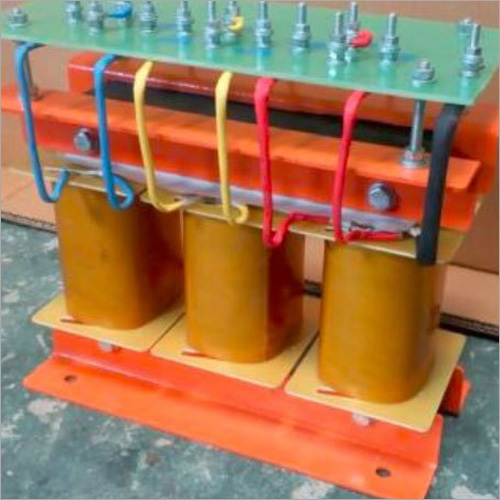 Electrical Three Phase Control Transformer