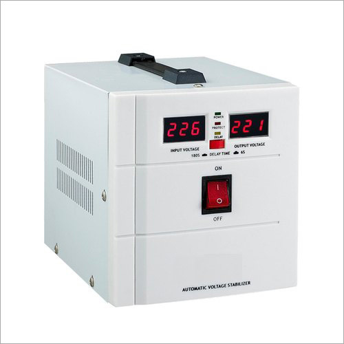 Single Phase Automatic Voltage Stabilizer