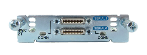 CISCO HWIC-2T ( CISCO SERIAL INTERFACE MODULE)