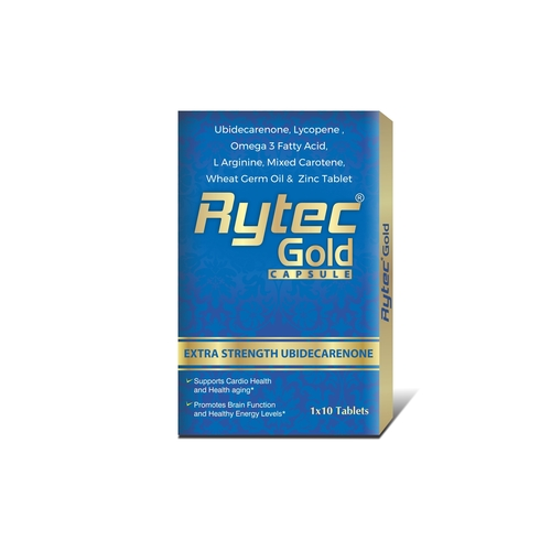 Truworth Rytec Gold (Multi Vitamin Capsule)