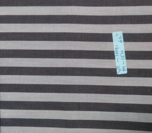 Yarn Dyed Stripe Fabric Length: 100  Meter (M)