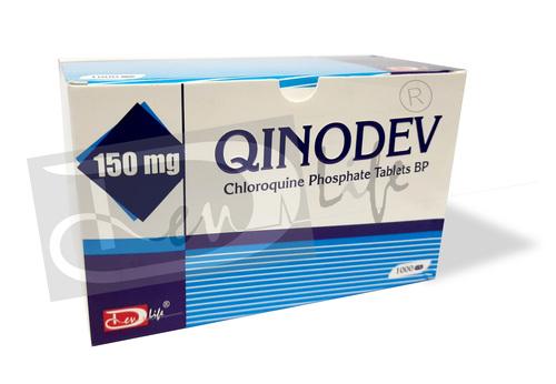 Chloroquine Phosphate Tablets BP