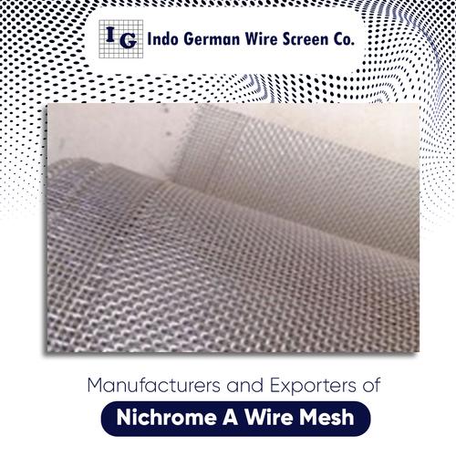 Nichrome A Wire Mesh