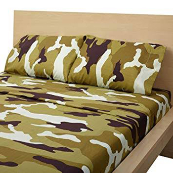 Army Bedsheet