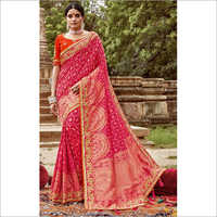 Silk Bridal Saree